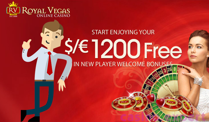 Vegas Casino Online Review